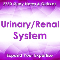 Urinary System Exam Review App