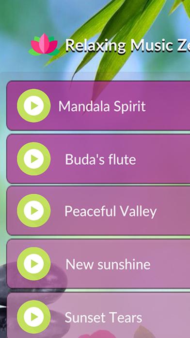 Relaxing Music Zen MeditationScreenshot von 2