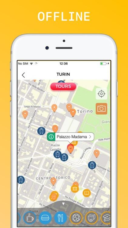 Turin Travel Guide . screenshot-3