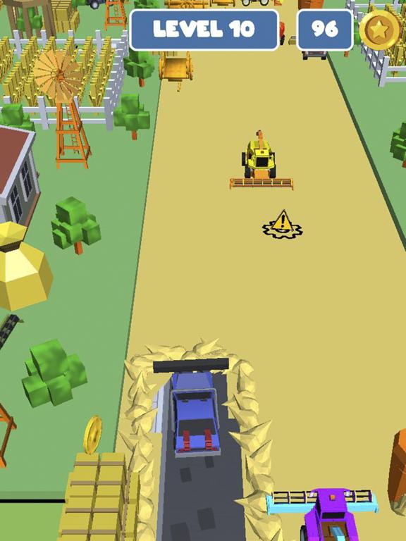 Clean The Roads screenshot 2
