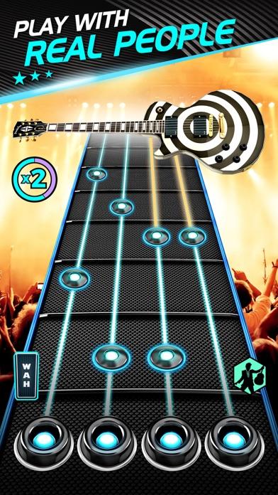 Guitar Band - Battle Heroのおすすめ画像1