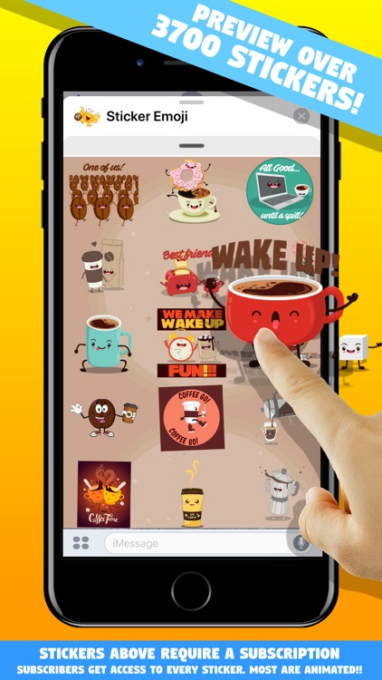 Sticker Emoji screenshot-8