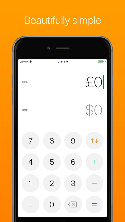 Currency – Simple Converter