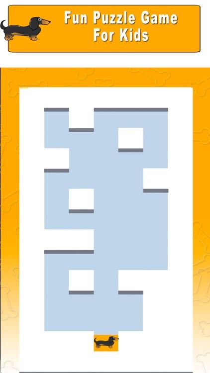 Dachshund Maze Game Doxie Game screenshot-6