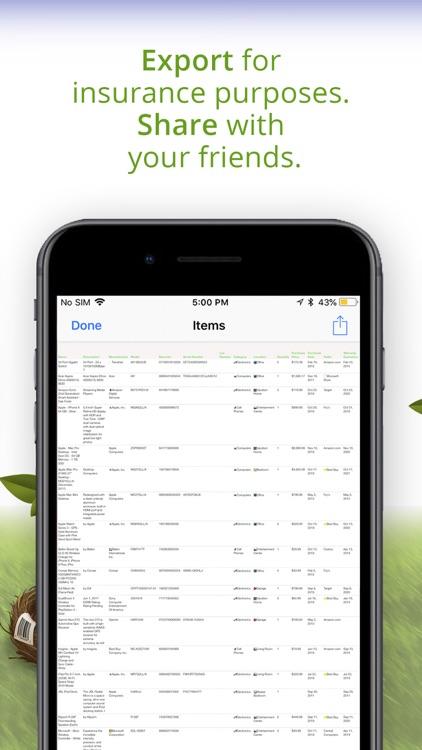 Nest Egg - Inventory screenshot-4