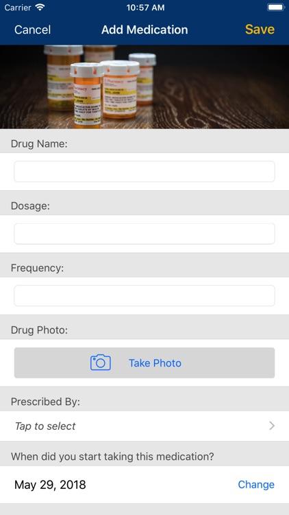 Cancer.Net Mobile screenshot-4