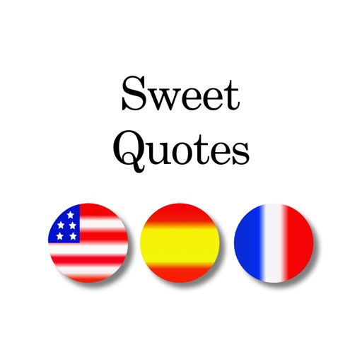 Sweet Quotes for iMessage