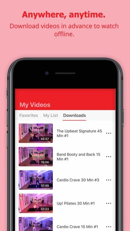 The Upbeat On Demand screenshot-6