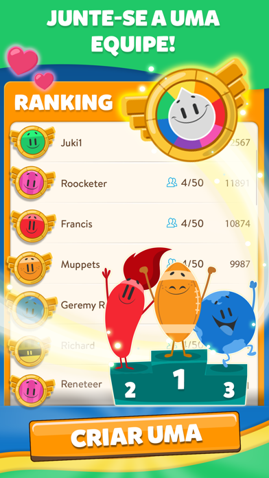 Screenshot for Trivia Crack 2 in Portugal App Store