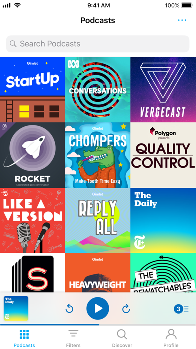 Screenshot for Pocket Casts in Thailand App Store