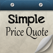 Simple Price Quote app review