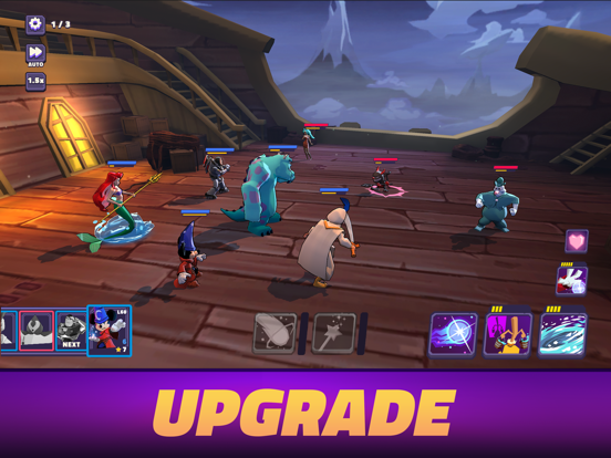 Disney Sorcerer's Arena screenshot 10