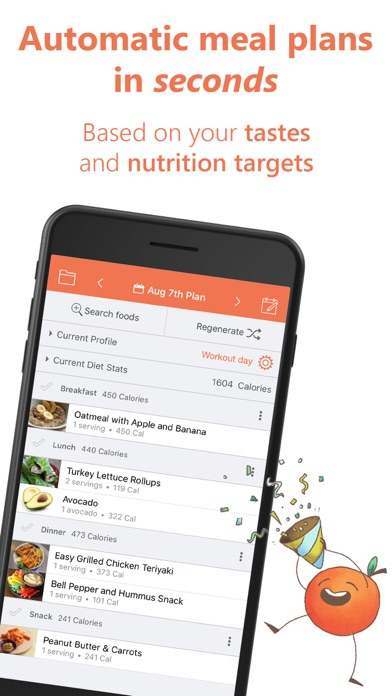 Download Eat This Much - Meal Planner for Pc