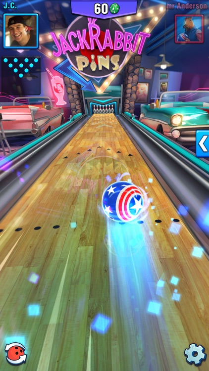 Bowling Crew - 3D bowling game screenshot-3