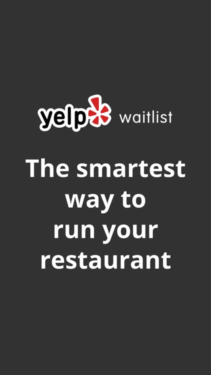 Yelp Waitlist (Nowait) screenshot-0