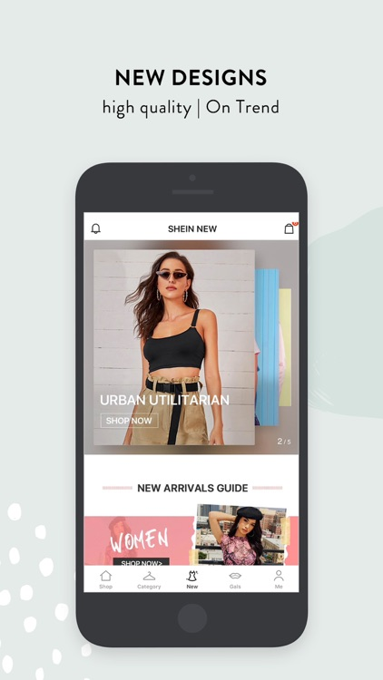 SHEIN-Fashion Shopping Online screenshot-6