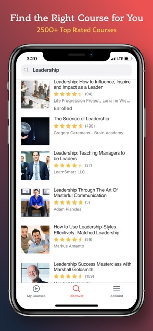 Udemy for Business on the App Store
