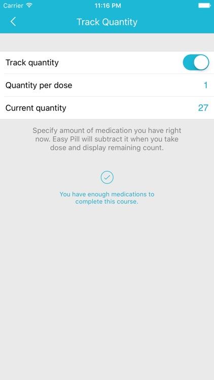Easy Pill screenshot-4