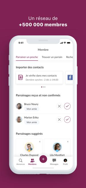Gdc Petites Annonces Dans L App Store