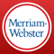 App Icon for Merriam-Webster Dictionary App in United States App Store