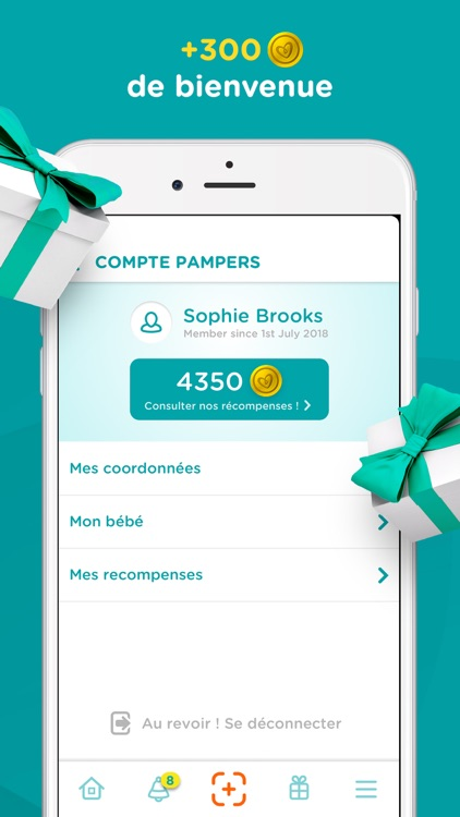 Club Pampers – Récompenses screenshot-4