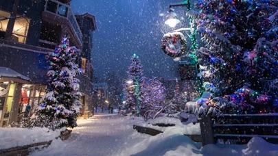Peaceful Snowfall HDのおすすめ画像5
