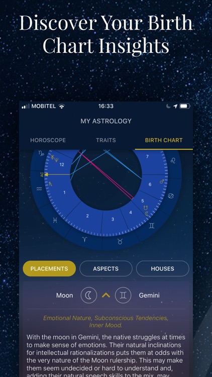 NUiT Astrology Match, Dating