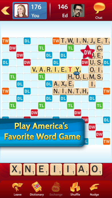 SCRABBLE Premium Screenshots