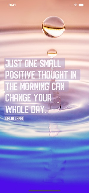 Daily Quote Positive Quotes on the App Store