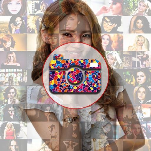 Mosaic Editor Photo Collage