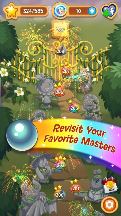 Peggle Blast screenshot-3