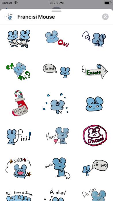 Francisi Mouse screenshot 3