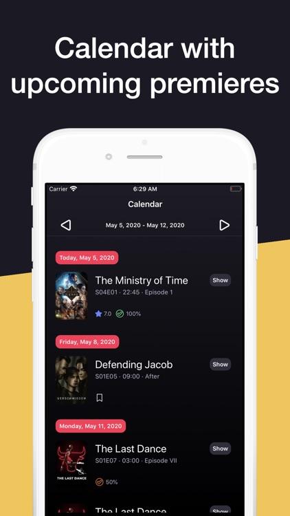 TVSofa: TV Shows & Movies screenshot-3