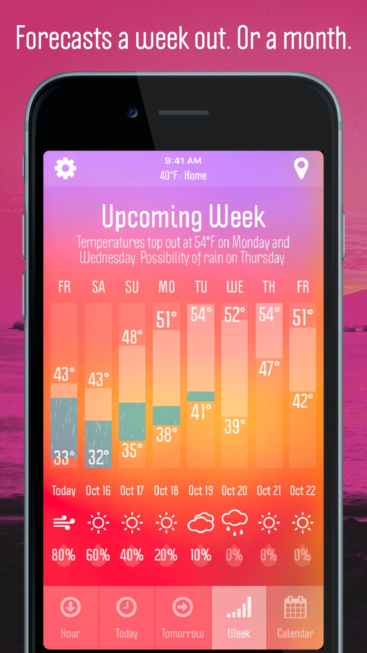 Weather Nerd Screenshot