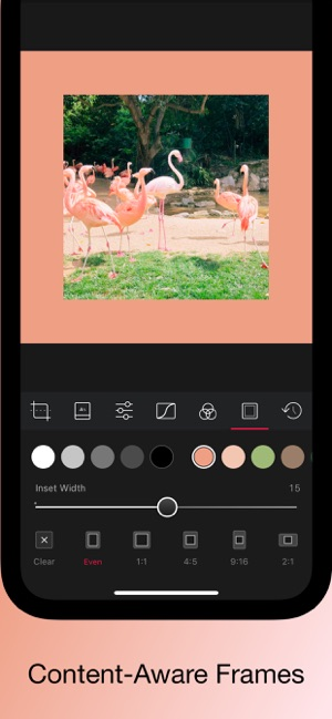 ‎Darkroom – Photo Editor Screenshot