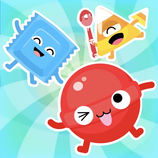 Shapes Candy Toddler Kids Game