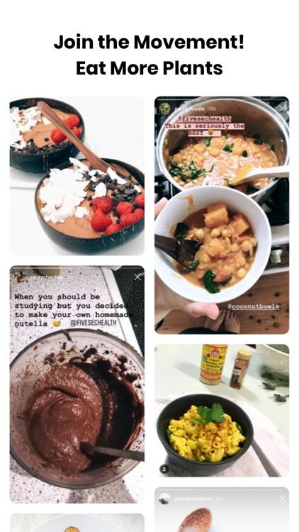 FIVESEC HEALTH: Vegan Recipes screenshot-5