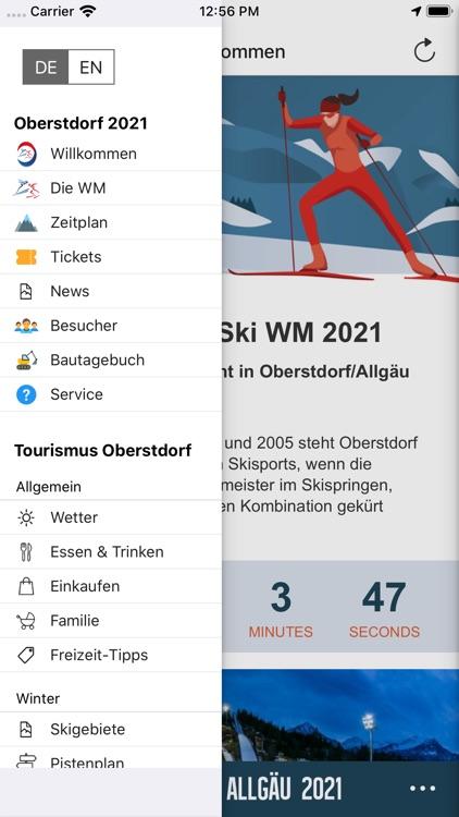 Skifliegen Oberstdorf 2021 Zeitplan