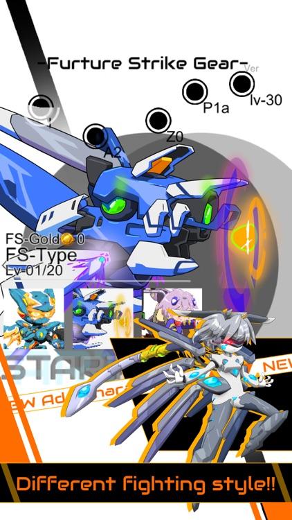 Future Strike Gear