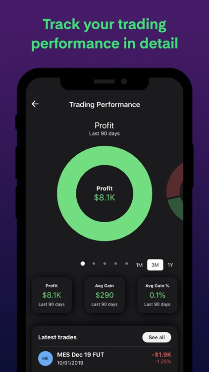kinfo - Social Trading screenshot-3