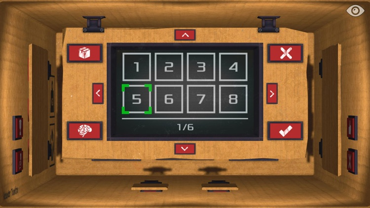 Inside the Box: Math Puzzles screenshot-0