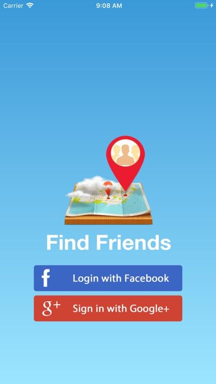 Find Friends - Where are you? screenshot-6