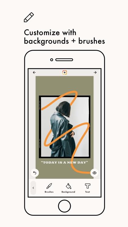 Template | Story + Feed Design screenshot-9