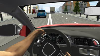 Screenshot from Racing in Car