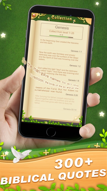 Bible Word Crossy screenshot-4