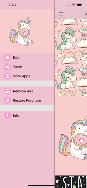 Cute Unicorn Wallpapers On The App Store