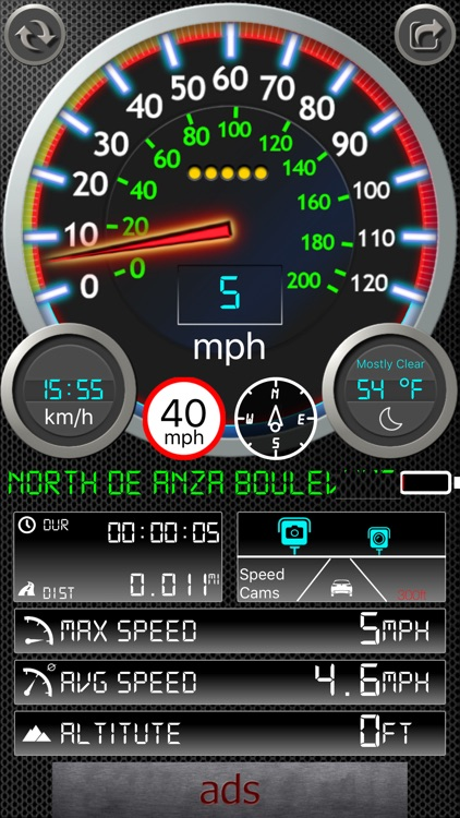 Speedometer-- screenshot-0