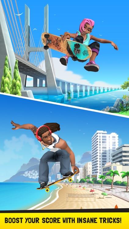 Flip Skater screenshot-4