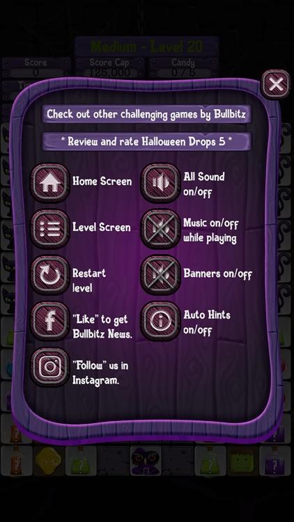 Halloween Drops 5 screenshot-7