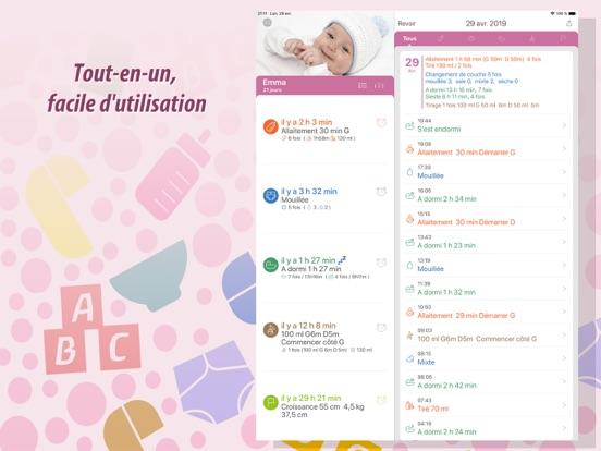 Screenshot #4 pour Baby Tracker Pro - Bébé Suivi